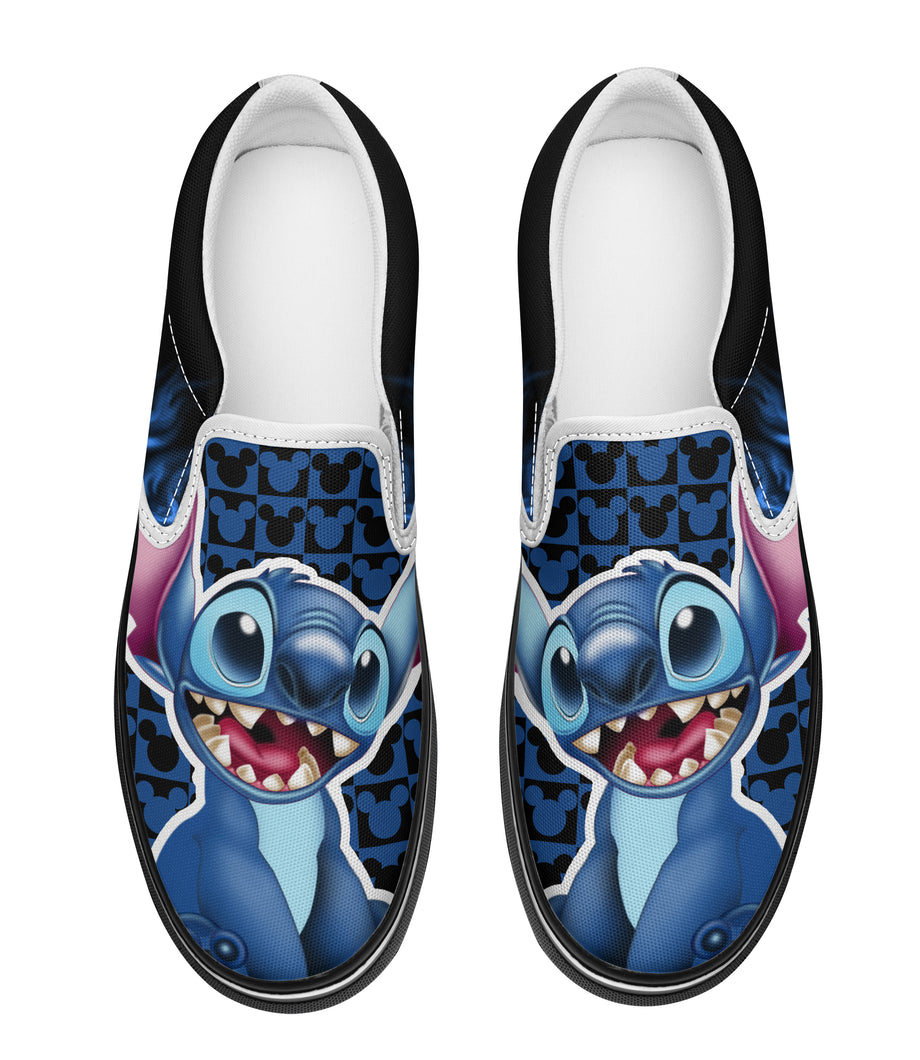 St 3D Slip-on-Sneakers