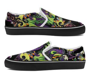 Maleficent Slip-on-Sneakers