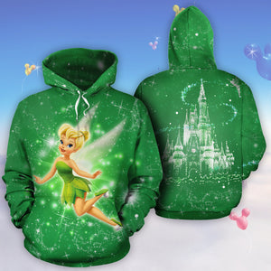 Tinkerbell All Over Print