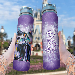 DN Villains - Water Tracker Bottle