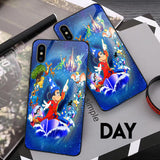 Mickey Fantasia - Glowing Phone Case