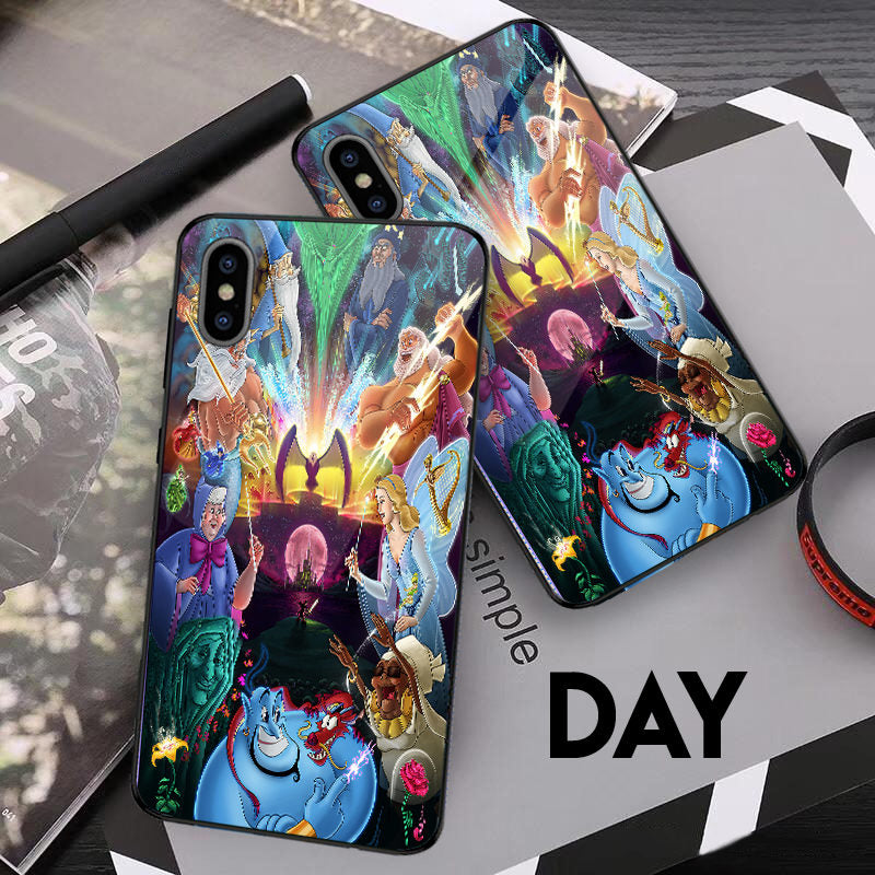 Disney Character - Glowing Phone Case
