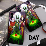 Villains - Glowing Phone Case