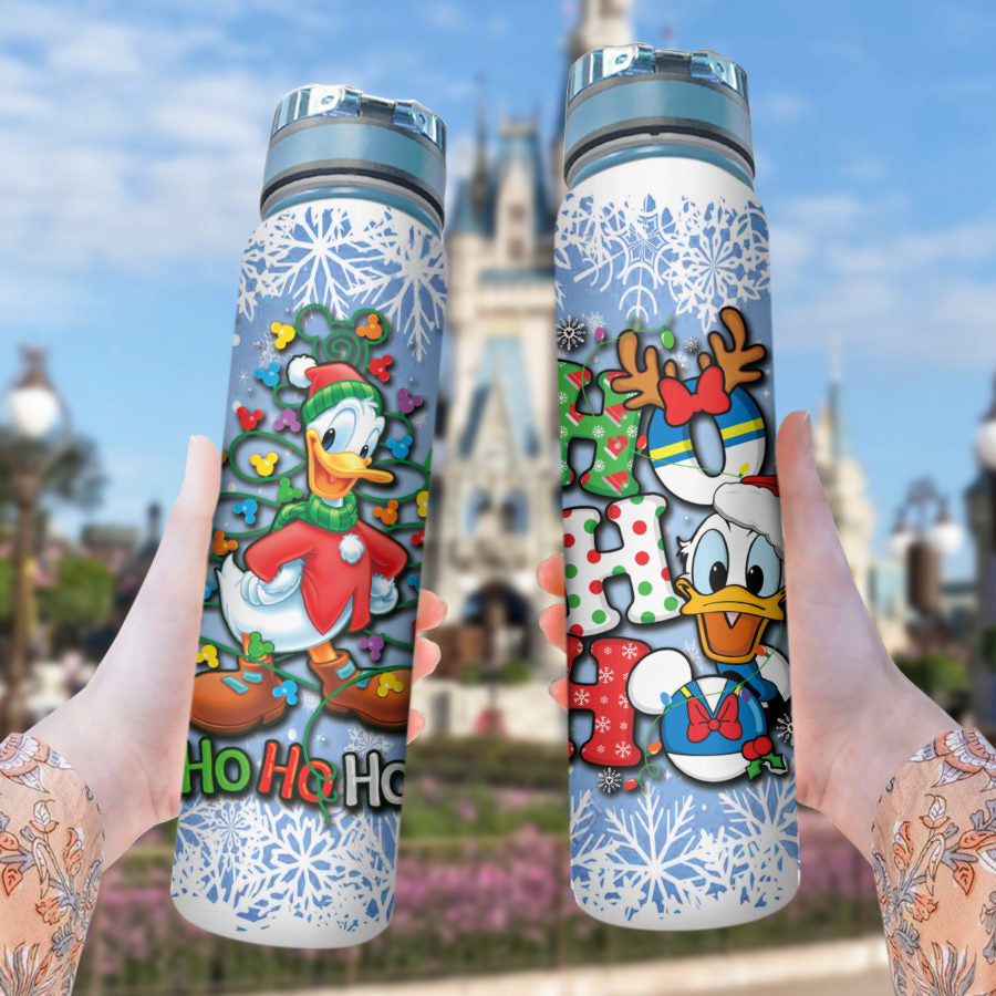 Dn Hohoho - Water Tracker Bottle