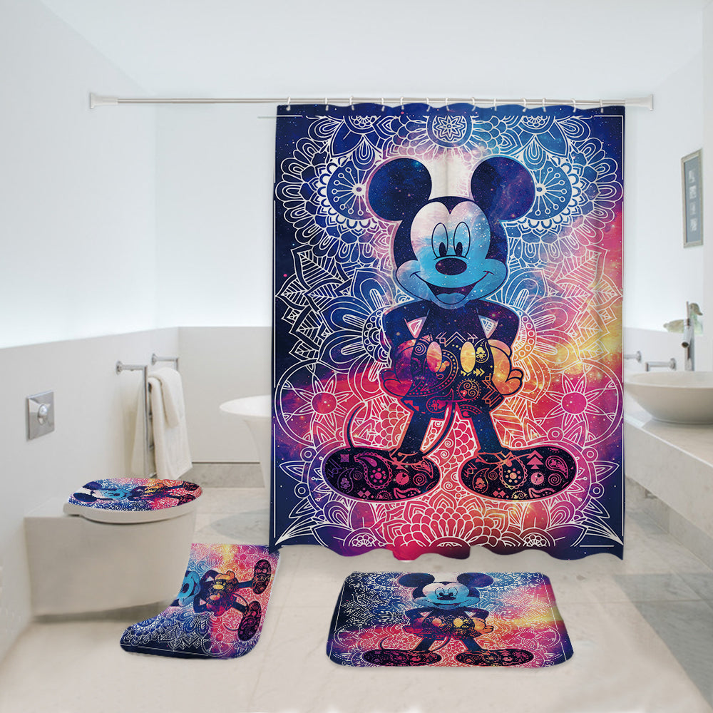 Mickey Mouse - Bathroom Set