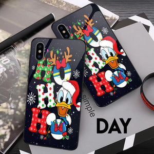 Donald Hohoho - Glowing Phone Case