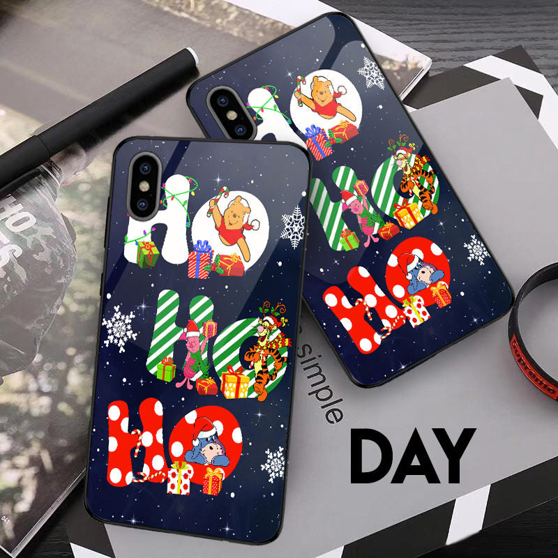 Po Cristmas - Glowing Phone Case