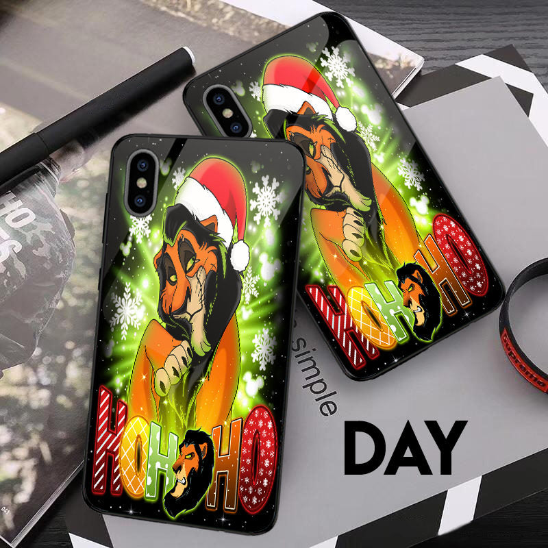 Oc Christmas - Glowing Phone Case