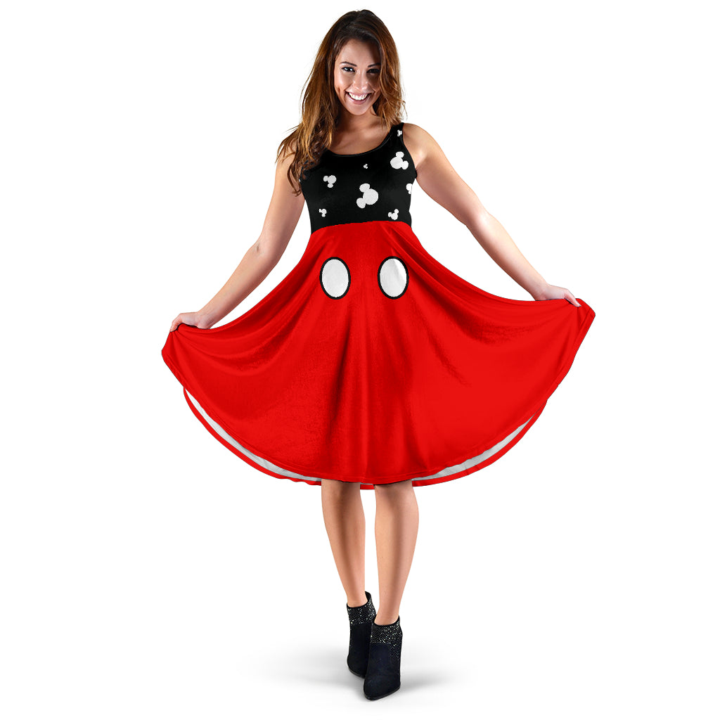 Mickey Mouse Women's Dress