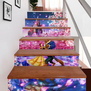 BT&TBt Stair Stickers (Set of 6)