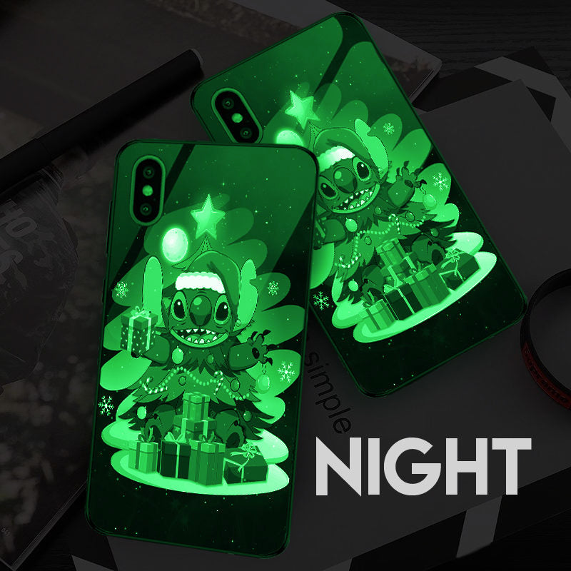 St Christmas - Glowing Phone Case