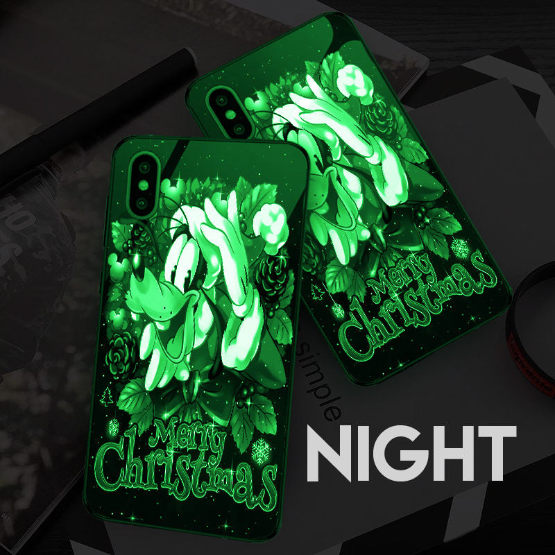 Gf Christmas - Glowing Phone Case