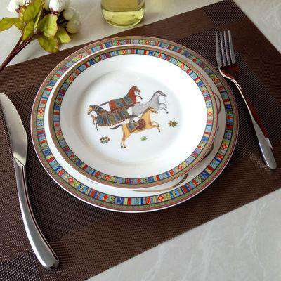 Porcelain Tableware - H1