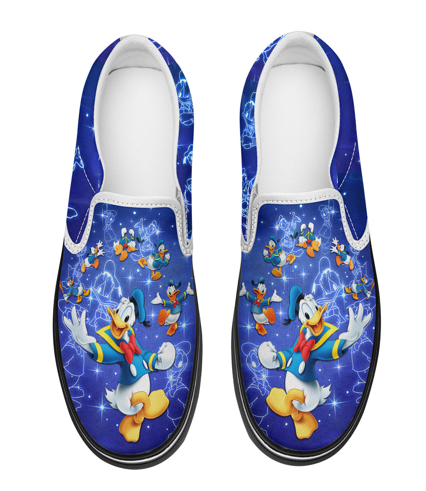 DND Slip-on Sneakers