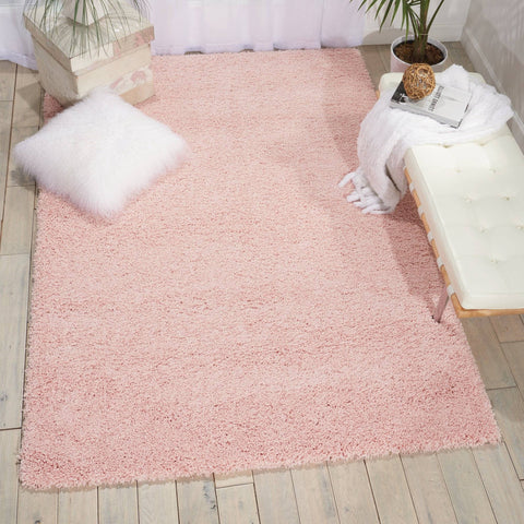 Image of Amore Blush Area Rug RUGSANDROOMS