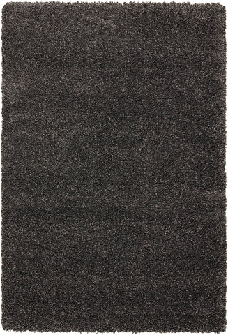 Nourison Dark Grey Area Rug RUGSANDROOMS