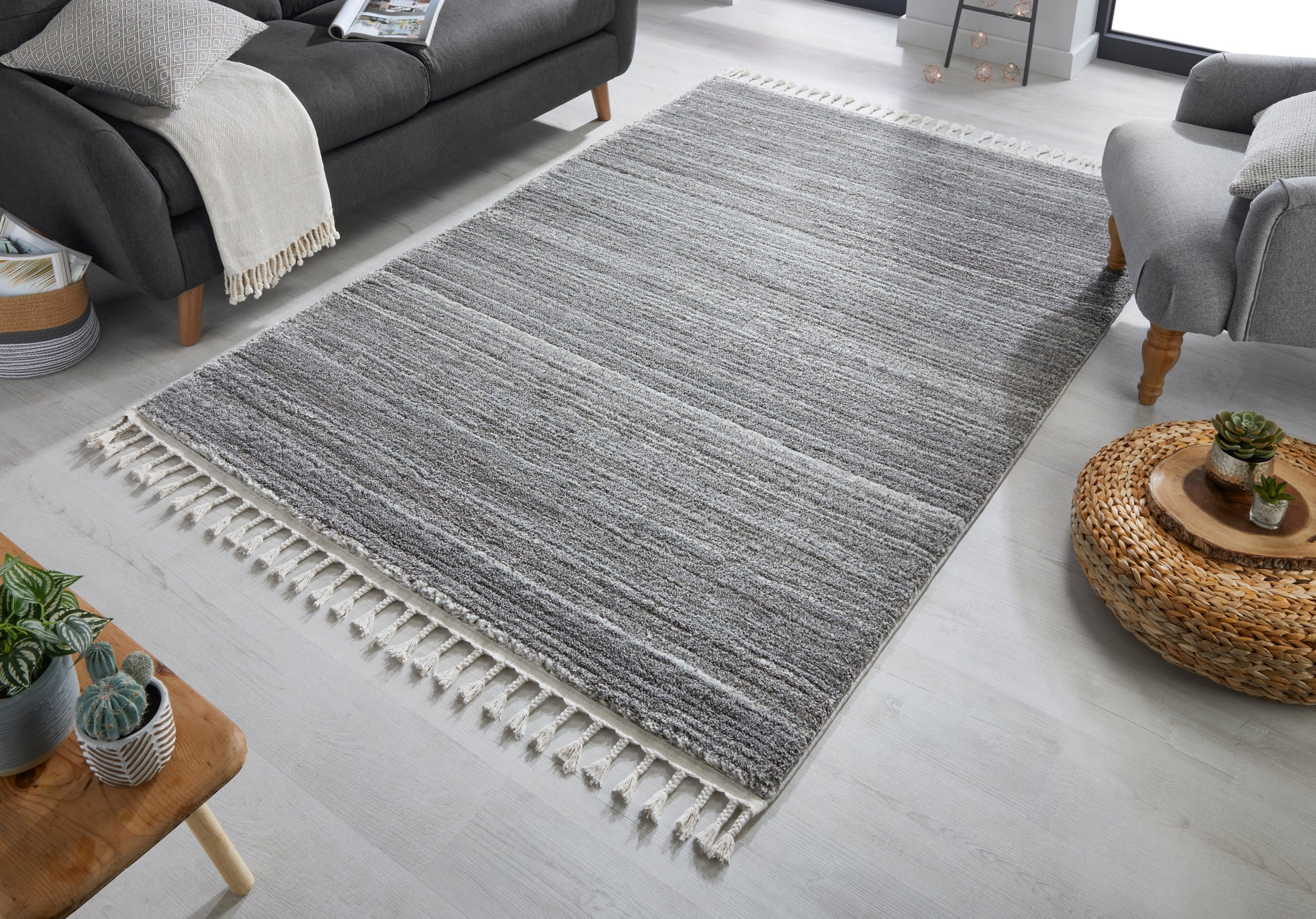Grace Grey Area Rug