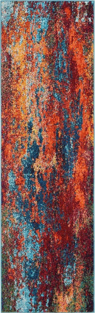 Celestial Atlantic Area Rug RUGSANDROOMS