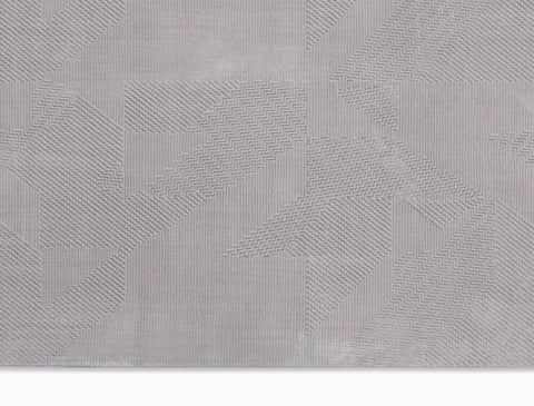 Image of Calvin Klein Orlando Grey/Light Blue Area Rug RUGSANDROOMS