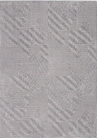 Calvin Klein Orlando Grey/Light Blue Area Rug RUGSANDROOMS