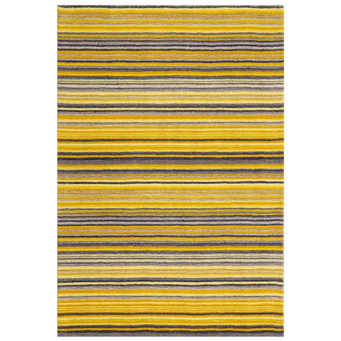 Carter Lane Ochre Area Rug RUGSANDROOMS