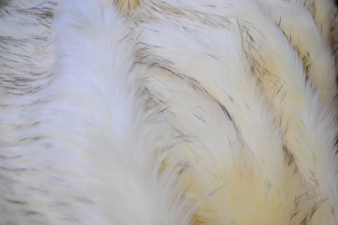 Image of Afghan Hound Faux Fur Throw RUGSANDROOMS