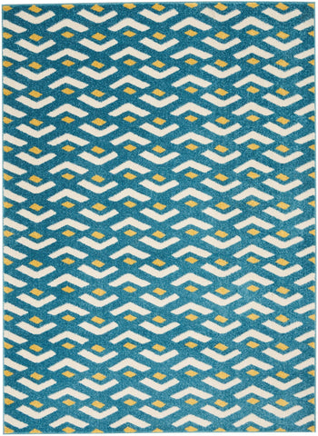 Image of Barclay Butera Harper Blue 300 Area Rug RUGSANDROOMS
