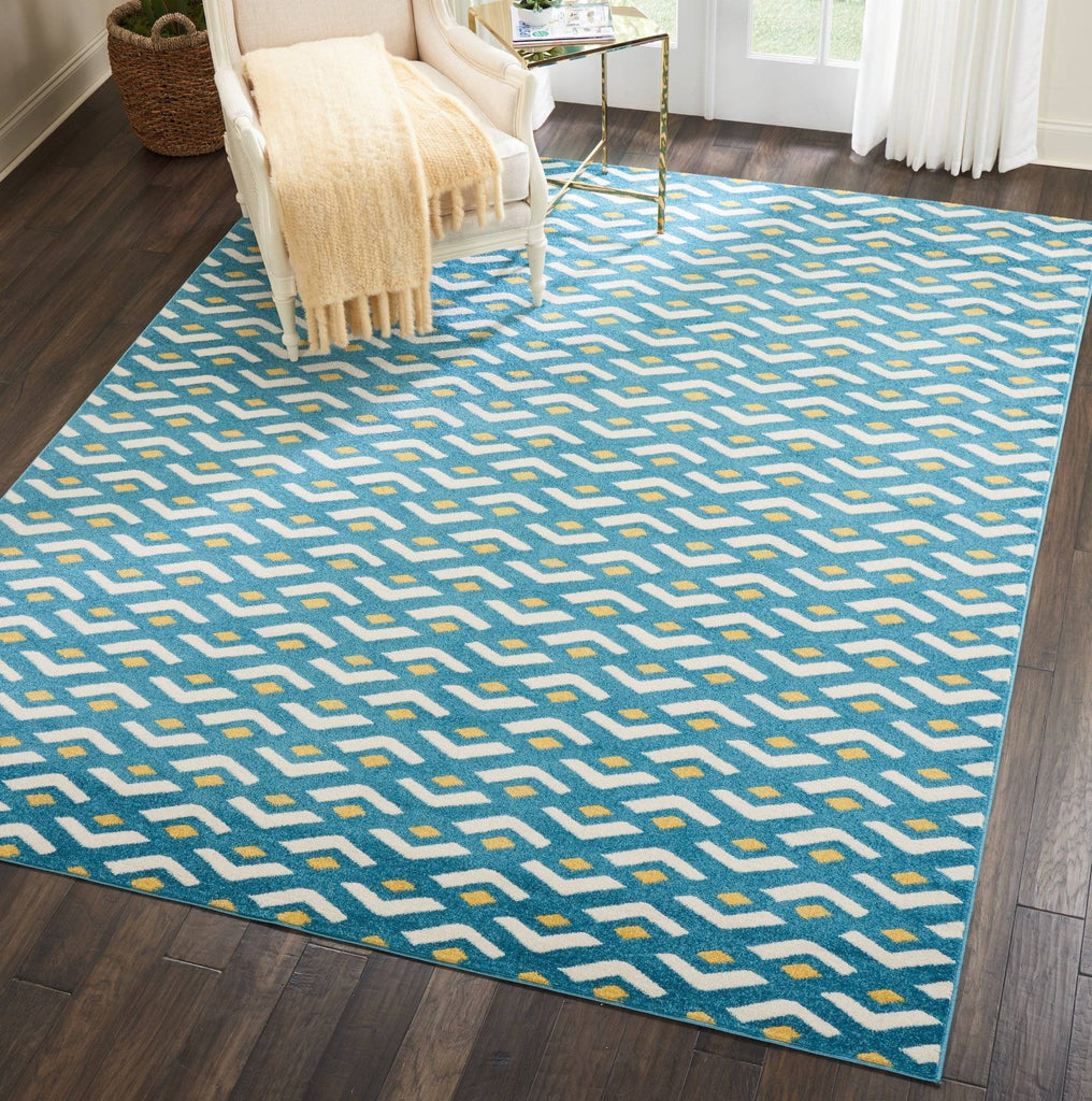 Barclay Butera Harper Blue 300 Area Rug RUGSANDROOMS