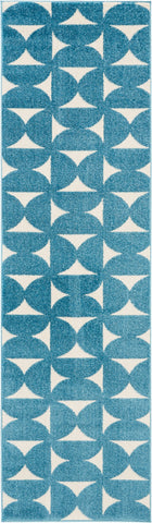 Image of Barclay Butera Harper Blue 301 Area Rug RUGSANDROOMS