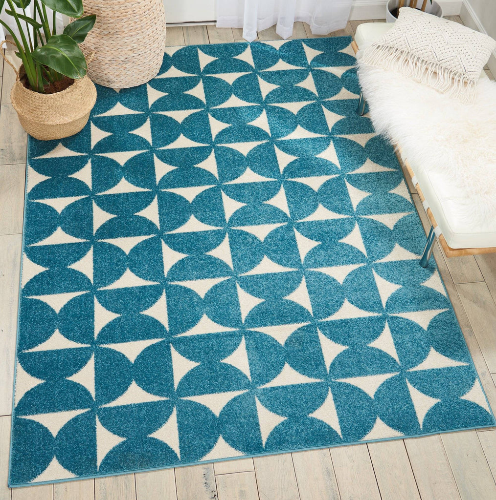 Barclay Butera Harper Blue 301 Area Rug RUGSANDROOMS