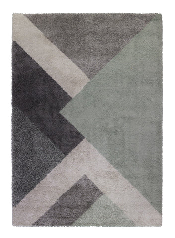 Xena Multi/Green Area Rug RUGSANDROOMS
