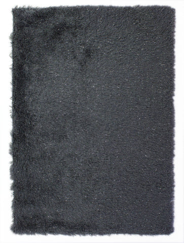 Image of Roselle Charcoal Area Rug RUGSANDROOMS