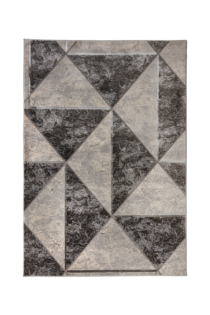 Emily Silver Area Rug