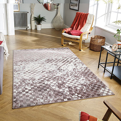 Image of Vintage Red Area Rug