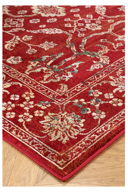 Blake Red Area Rug
