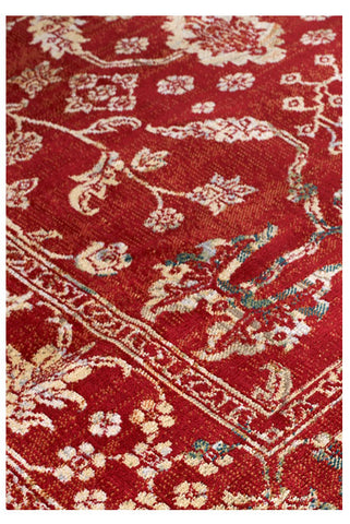 Image of Blake Red Area Rug