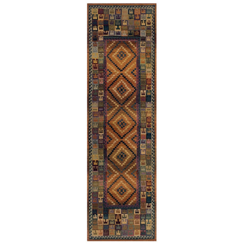 Image of Gabbeh Multi Area Rug RUGSANDROOMS