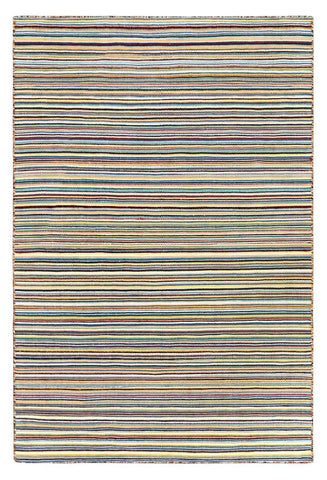 Image of Eternity Multi Indoor/ Outdoor Reversible Polyester Recycled Fibre Rug RUGSANDROOMS