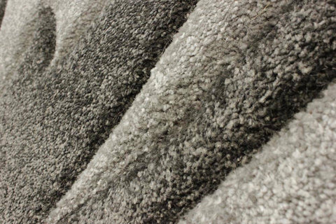 Image of Nelu Grey Area Rug RUGSANDROOMS