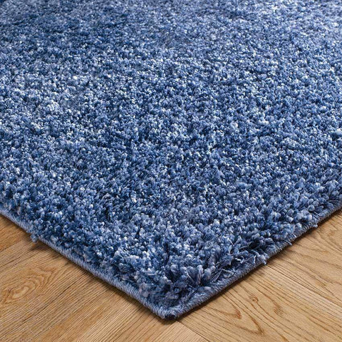 Image of Harmony Blue Area Rug RUGSANDROOMS
