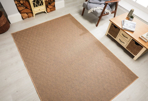 Natural Fibre Navy Area Rug RUGSANDROOMS