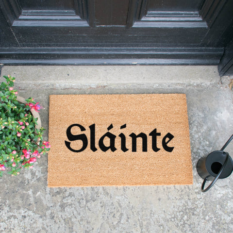 Image of Slainte Doormat