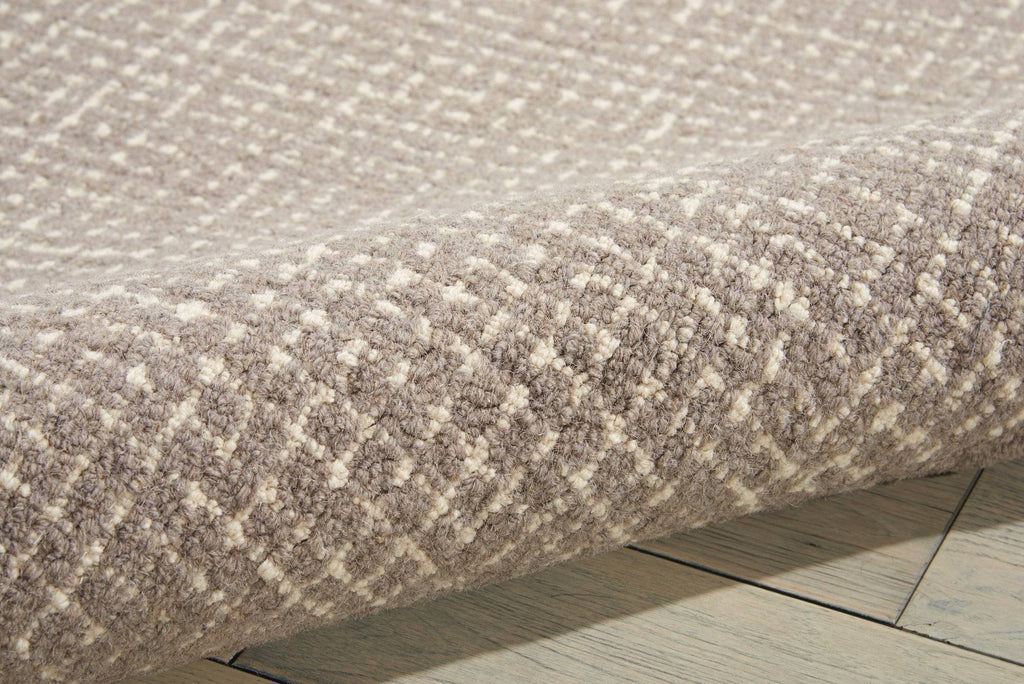 Kathy Ireland River Brook Grey/Ivory Area Rug RUGSANDROOMS