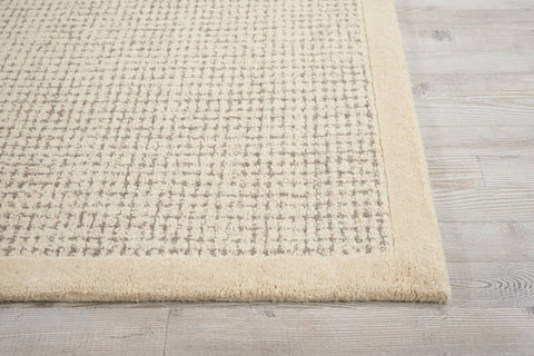 Image of Kathy Ireland River Brook Ivory/Grey Area Rug RUGSANDROOMS
