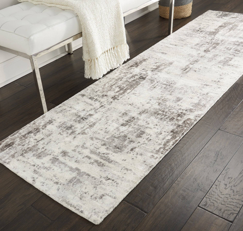 Kathy Ireland Safari Dreams Ivory/Grey Area Rug RUGSANDROOMS