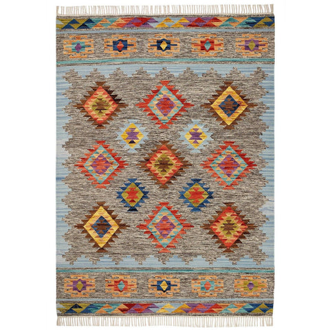 Serena Multi-Coloured Area Rug RUGSANDROOMS