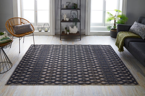 Image of Scarlett Grey Area Rug