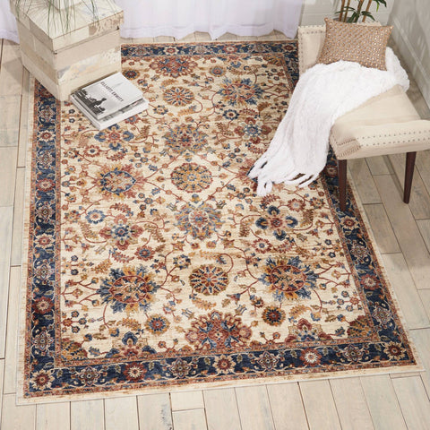 Maryland Cream Area Rug RUGSANDROOMS
