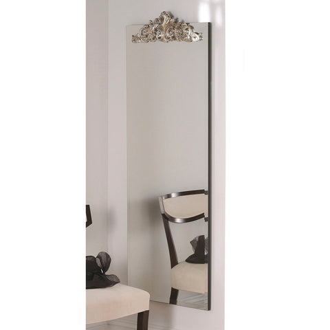 Gold Leaf Vertical Mirror