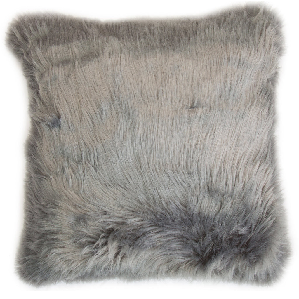Malini Snug Grey Cushion